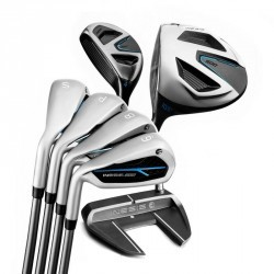 KIT DE GOLF 7 CLUBS HOMME GAUCHER 500