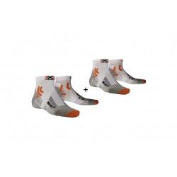 X-Socks Pack Run Marathon Chaussettes