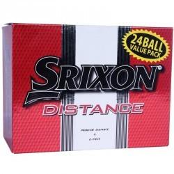 Balles de golf Distance Bipack X24 Blanc