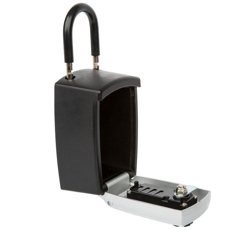 Mini coffre fort à code pour mettre une clef en sécurité.