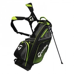 SAC DE GOLF TREPIED NOIR LIME