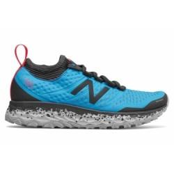 Chaussures de Trail Femme New Balance Fresh Foam Hierro V3 Noir / Bleu / Gris