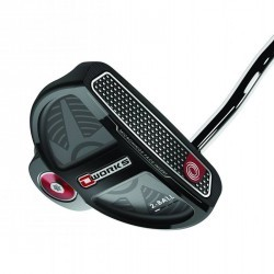 Putter golf adulte droitier O-WORKS 2-BALL 34""