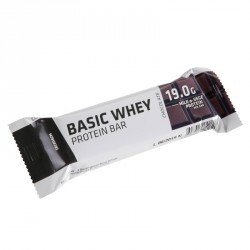 BASIC WHEY PROTEIN BAR CHOCO