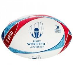 Ballon repliqua coupe du monde RUGBY