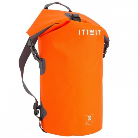 SAC POLOCHON ETANCHE 30L ORANGE
