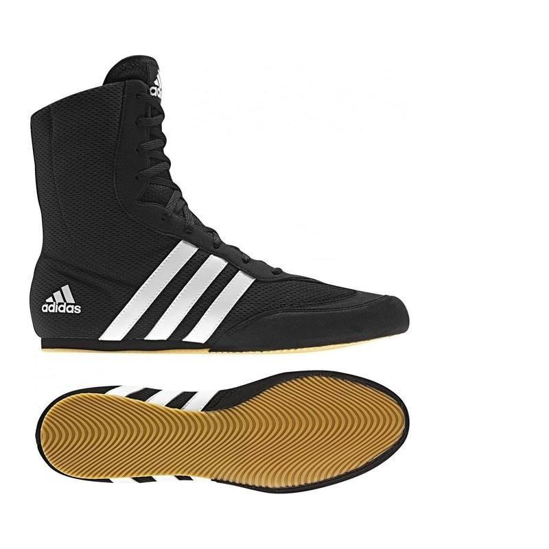 Adidas Avis Noires Test De Boxhog Anglaise Chaussures Ii Boxe P8qwrP0A
