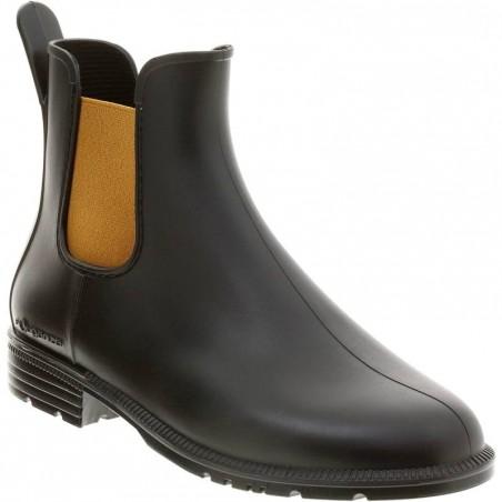 Boots adulte SCHOOLING 300 noir/camel