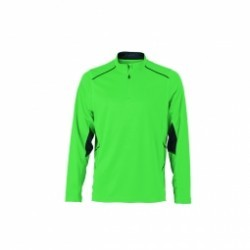 James et NicholsonESPACEt-shirt respirant manches longues running JN474 vert HOMME - jogging - course à pied