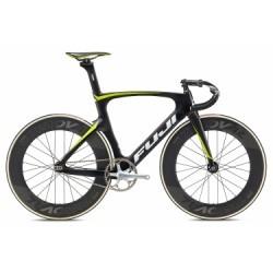 Vélo de Piste Fuji Track Elite 2018 Noir Vert