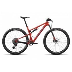 Vélo Tout Suspendu Santa Cruz Blur S 29´´ Sram GX Eagle 12 vitesses Rouge 2019