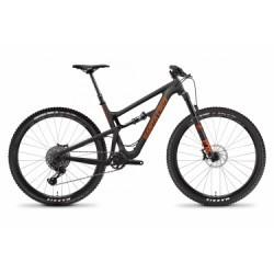Vélo Tout-Suspendu Santa Cruz Hightower S Carbon C 29´´ Sram GX Eagle 12V Noir 2019