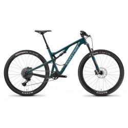 Vélo Tout-Suspendu Santa Cruz Tallboy 3 S 29´´ Sram GX Eagle 12V Vert 2019