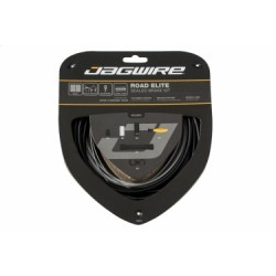 JAGWIRE Kit Complet Câbles Gaines Freins ROAD ELITE SEALED Noir