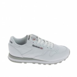 Basket mode, SneakerBasket mode - Sneakers REEBOK Classic Lea Blanc Gris