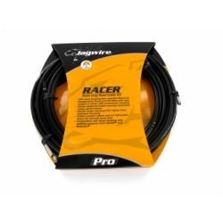 JAGWIRE Kit Racer câbles et gaines Freins/dérailleur Extra Long Route Noir