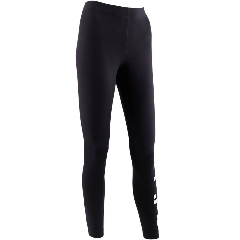 Avis   test - Legging Adidas 500 slim Gym Stretching femme noir ... 7f92f7aee80
