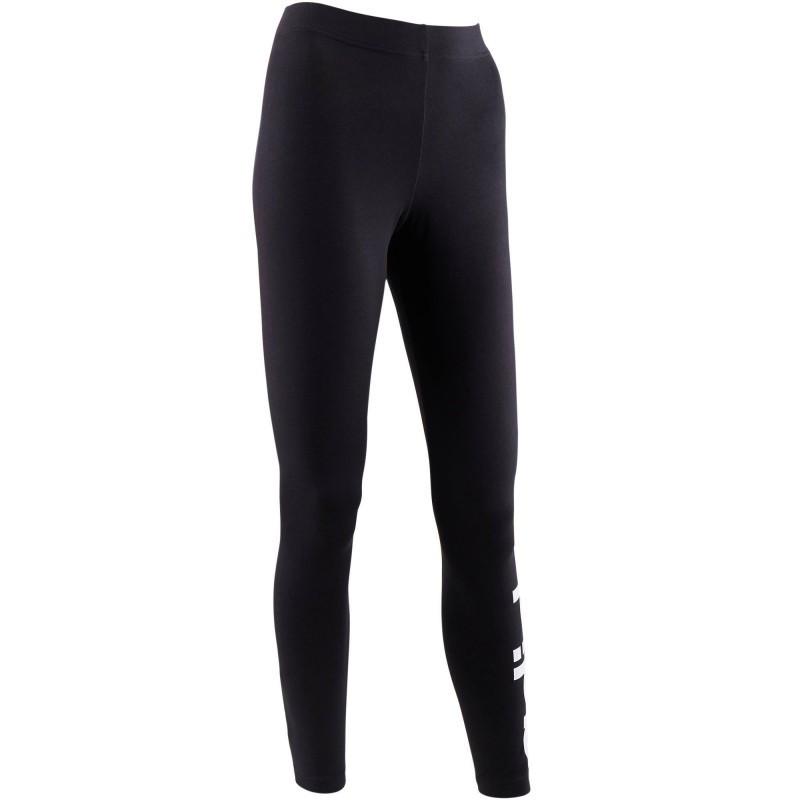 Avis   test - Legging Adidas 500 slim Gym Stretching femme noir ... f420e660999