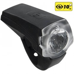 ECLAIRAGE VELO LED VIOO 900 ROAD USB AVANT NOIR