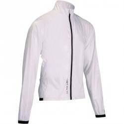 VESTE COUPE-VENT ULTRALIGHT 500 BLANC