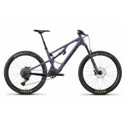Vélo Tout-Suspendu Santa Cruz 5010 C Carbone 27.5´´ Sram GX Eagle 12V Violet 2019