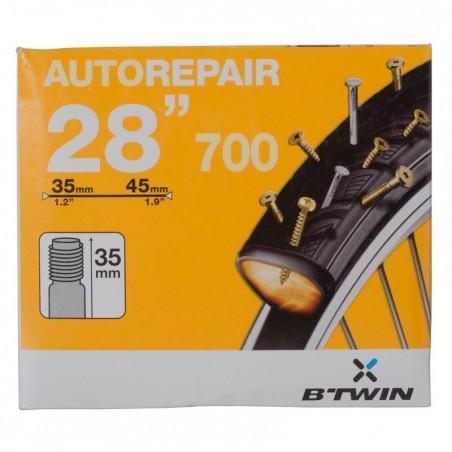 CHAMBRE A AIR 700X35/45 SCHRADER AUTO REPARANTE