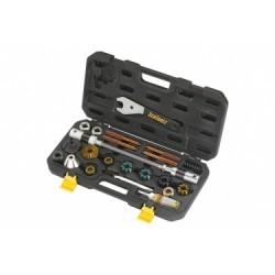 Kit de Taraudage, Alesage et Surfacage pour Boitier et Douilles IceToolz E185