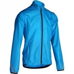Imperméable vélo homme 300 bleu
