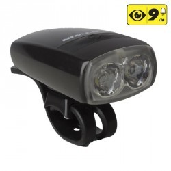 ECLAIRAGE VELO LED VIOO 900 CITY USB AVANT