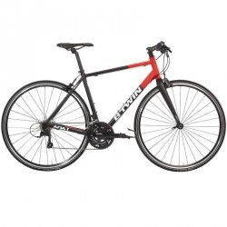 VELO ROUTE TRIBAN 520 FB NOIR/ROUGE/BLANC