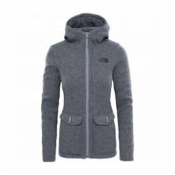 Veste The North Face Crescent Grey Heather Black