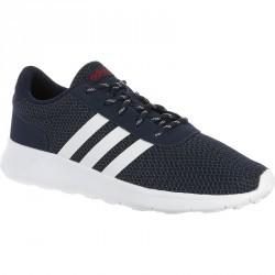Chaussures marche sportive homme Lite Racer bleu / blanc