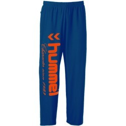 HUMMEL PANTALON UH  MARINE/ORANGE 14