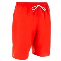 Boardshort  long hendaia rouge