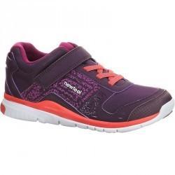 Chaussures marche sportive enfant Actireo violet