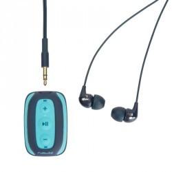 Lecteur MP3 étanche de natation SwimMusic 100 Bleu