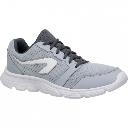 CHAUSSURE JOGGING FEMME RUN ONE GRISE