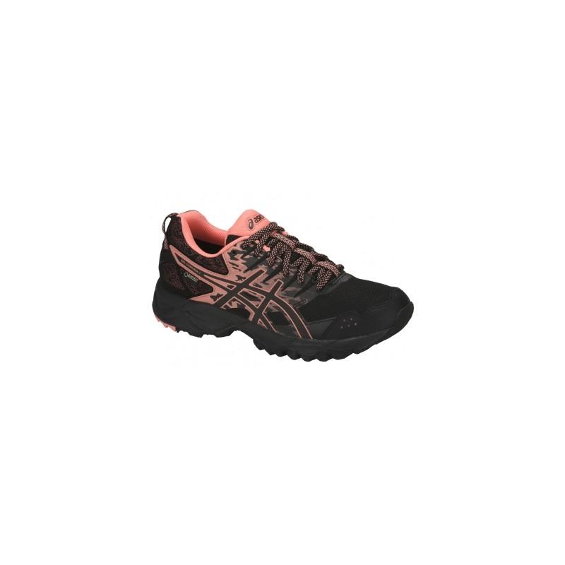Asics Gel Sonoma 3 G TXT777N 9006 Femme Chaussures de running Noir