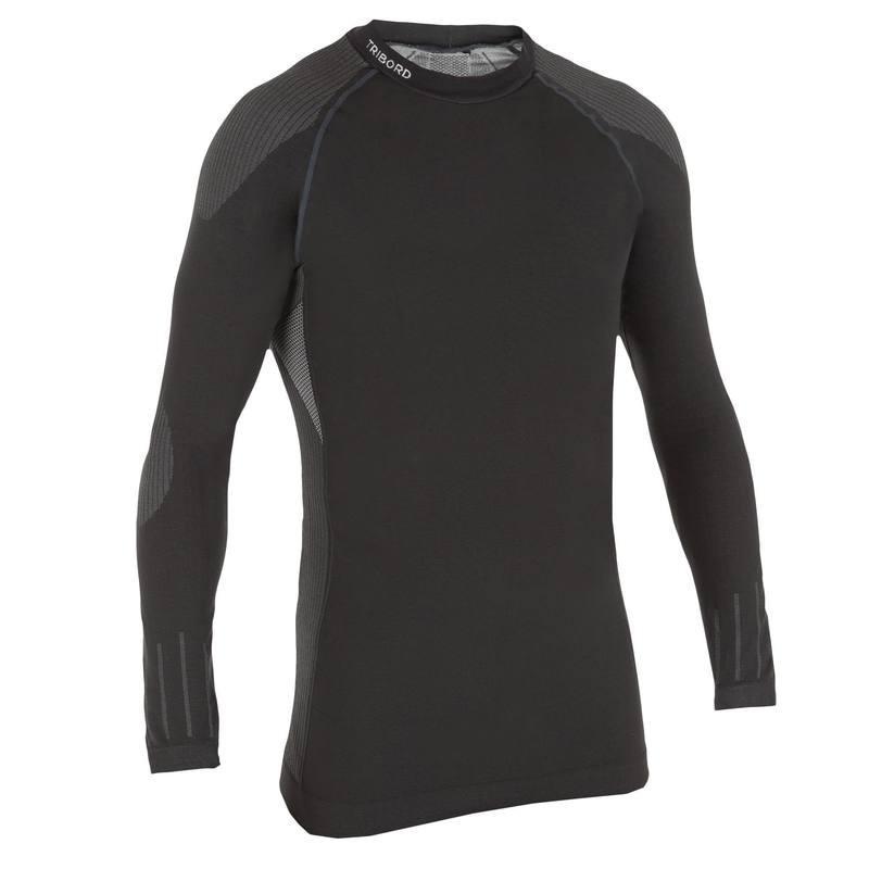 T-Shirt sous vêtement Manches Longues Polypro 500 Homme