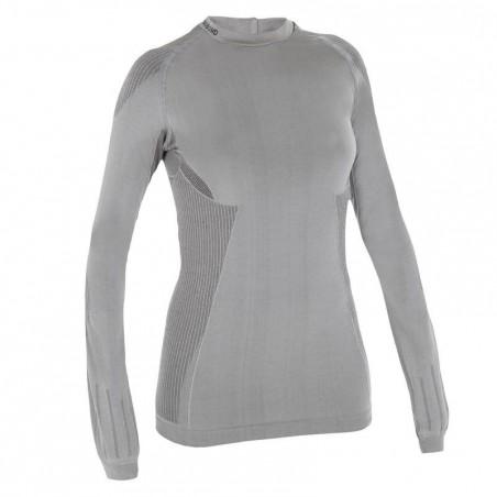 T-Shirt sous vêtement polypro Manches Longues 500 Femme