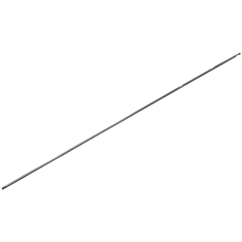 Flèche à vis d'arbalète de chasse sous-marine en inox 6,5mm filetage M7