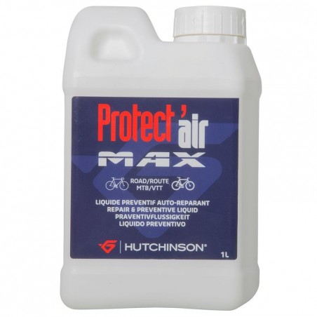 LIQUIDE PREVENTIF POUR PNEU VELO - PROTECT'AIR MAX TUBELESS 1L