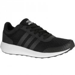 Chaussures marche sportive homme race noir