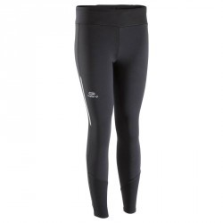 COLLANT RUNNING FEMME KALENJI RUN WARM NOIR