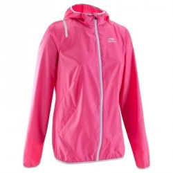 VESTE COUPE VENT RUNNING FEMME RUN WIND ROSE