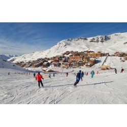 Station de ski Val Thorens (Savoie)
