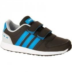 Chaussures marche sportive enfant Switch noir / bleu