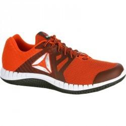 Chaussures marche sportive homme ZPrint walk ocre
