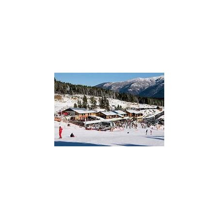 Station de ski de Font-Romeu/Pyrénées 200