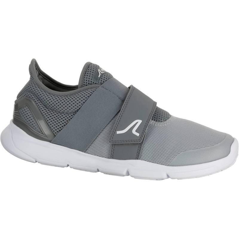 Avis   test - Chaussures marche sportive homme Soft 180 strap gris ... 995add9959